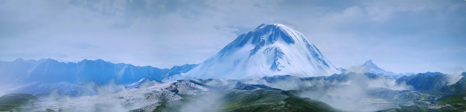 Arechiga_PNW Volcano