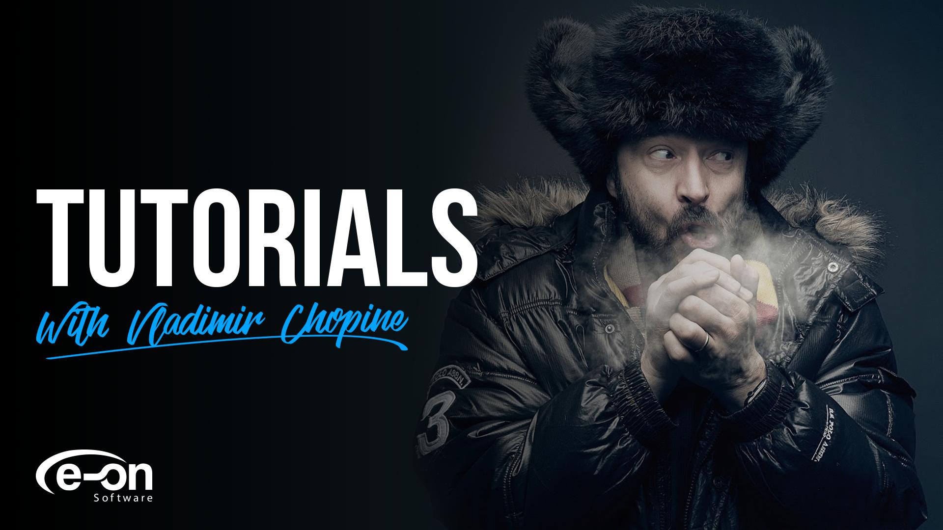 Banner Tutorials with Vladimir Chopine