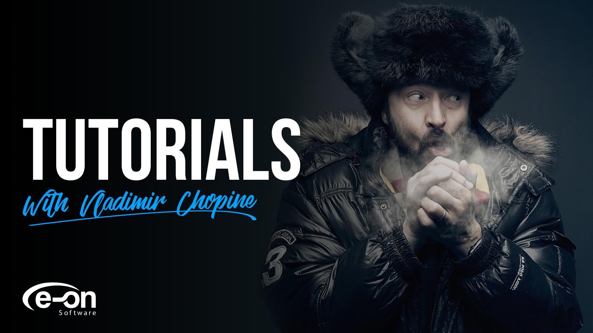 Banner Tutorials with Vladimir Chopine