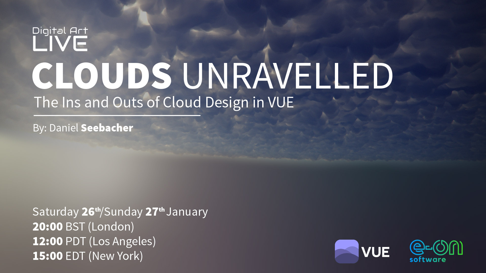VUE Webinar: The Ins and Outs of Cloud Design in VUE