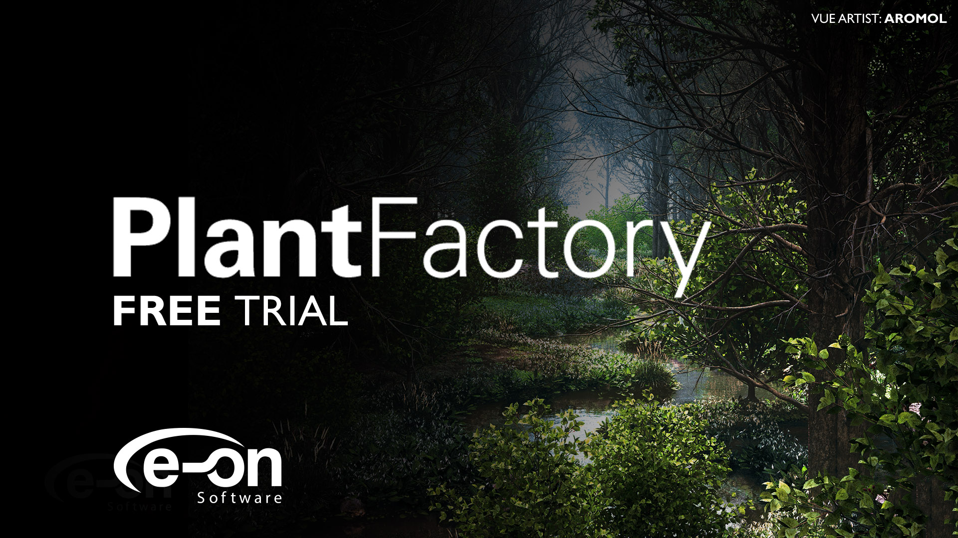 E-on Software PlantFactory Free Trial