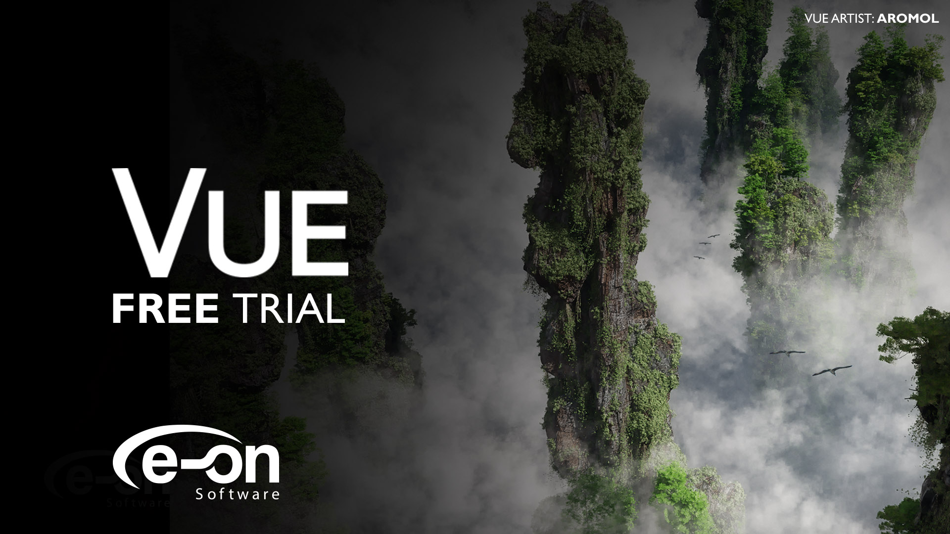 e-on software VUE Free Trial