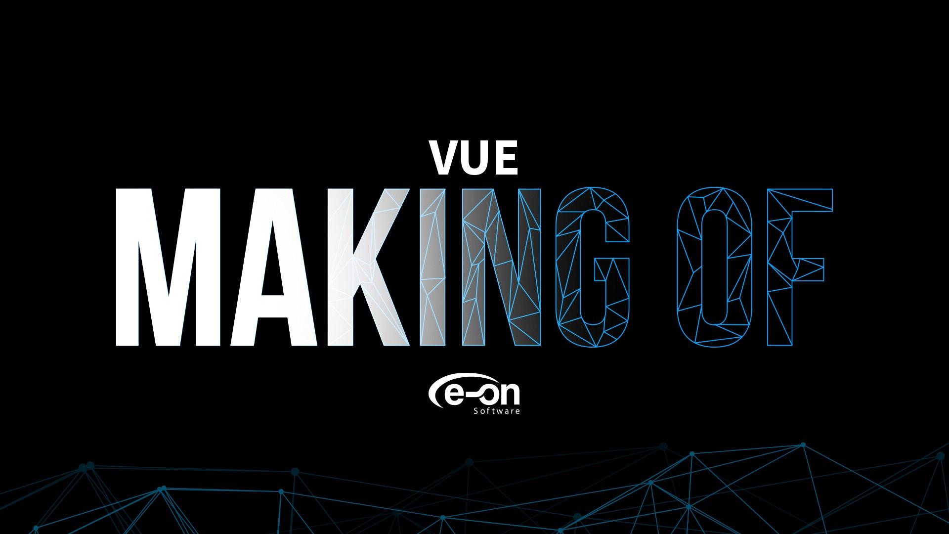 Making of (VUE)_Banner