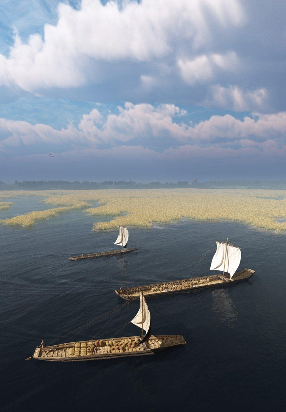 Kriek_5-Roman riverboats