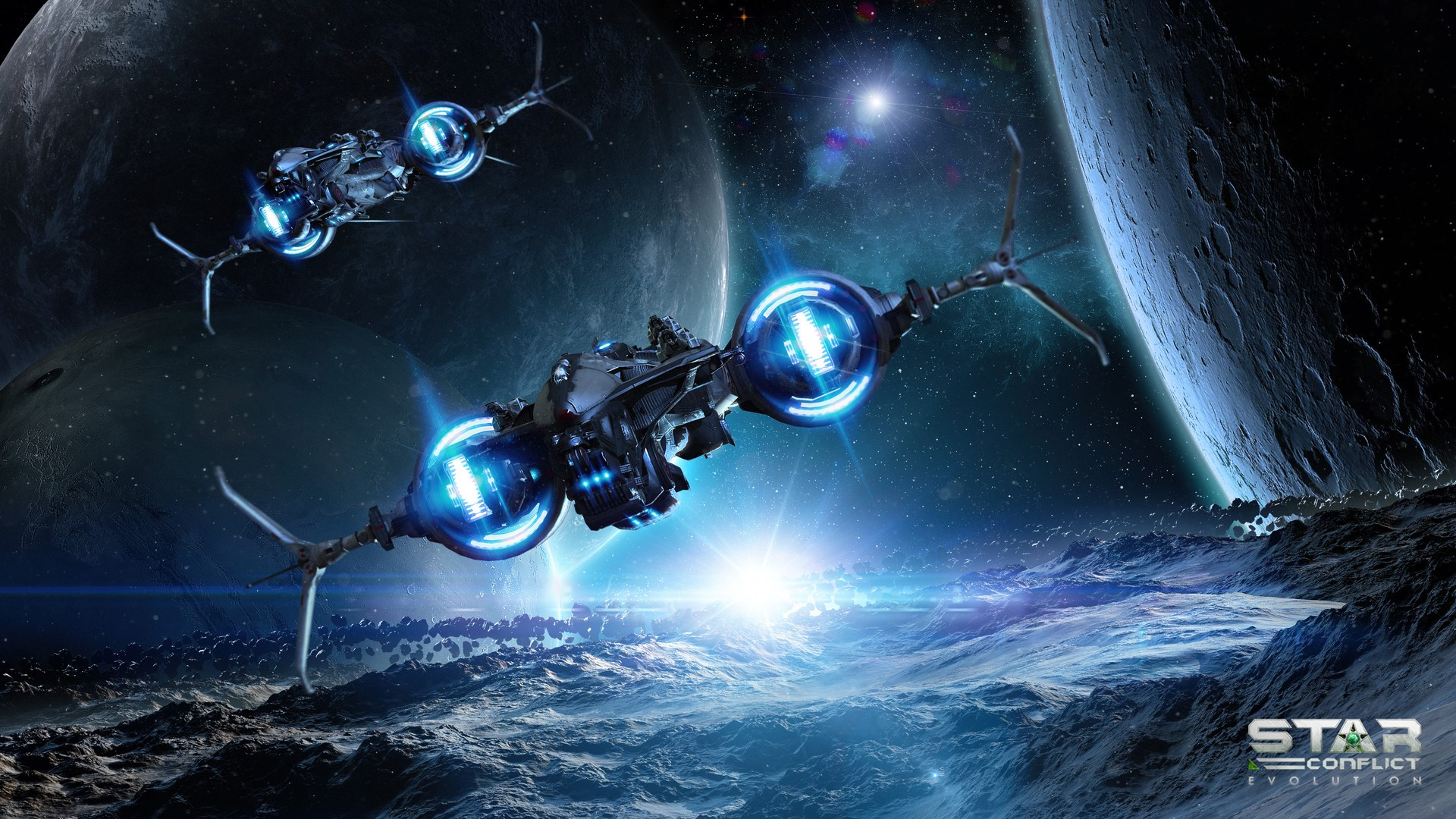 Star Conflict (1)
