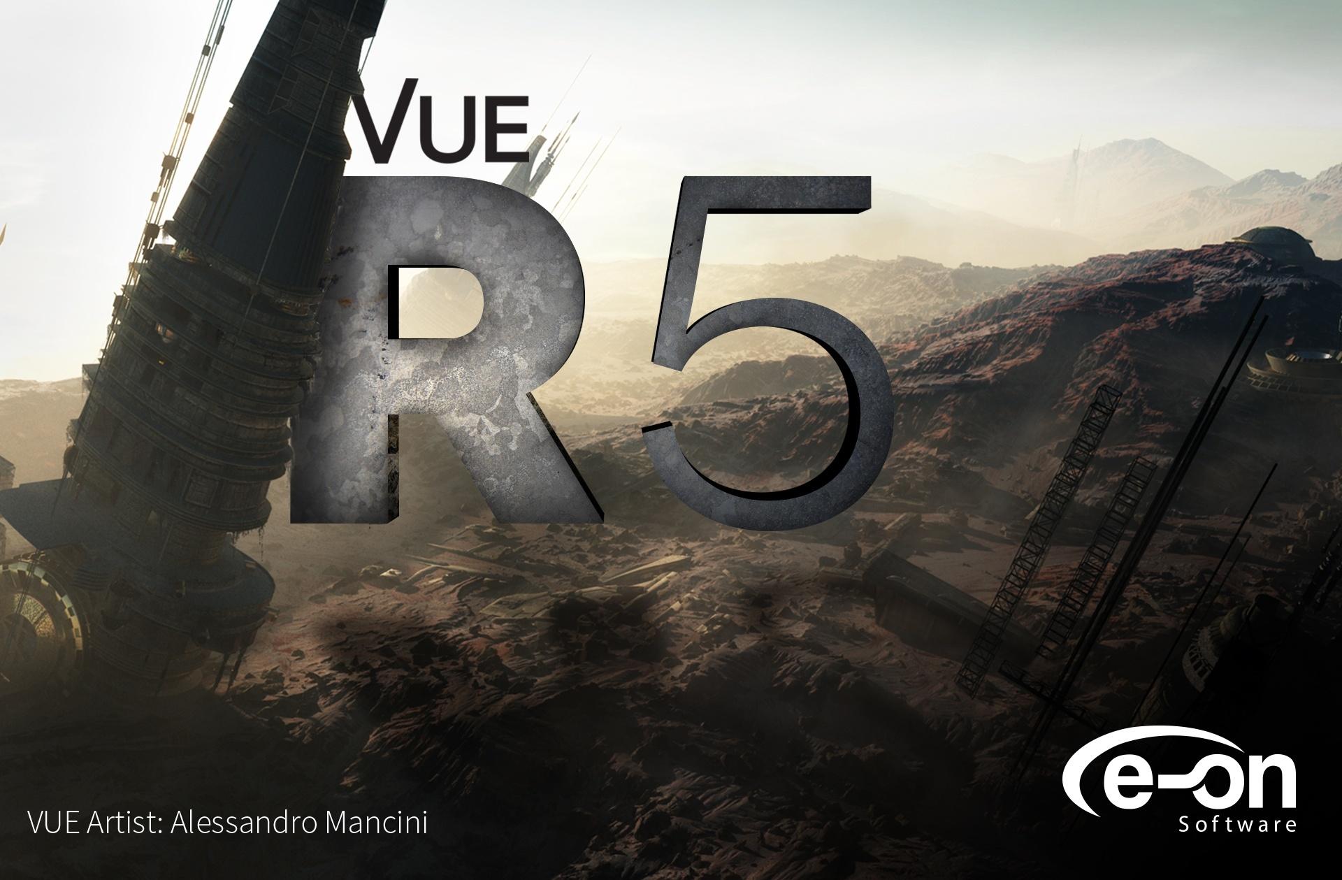 VUE R5-eonlogo