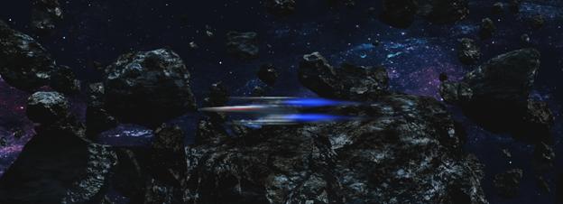 Foreground Motion Blur