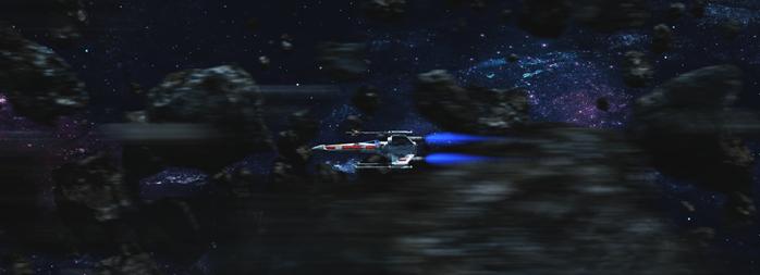 Background Motion Blur